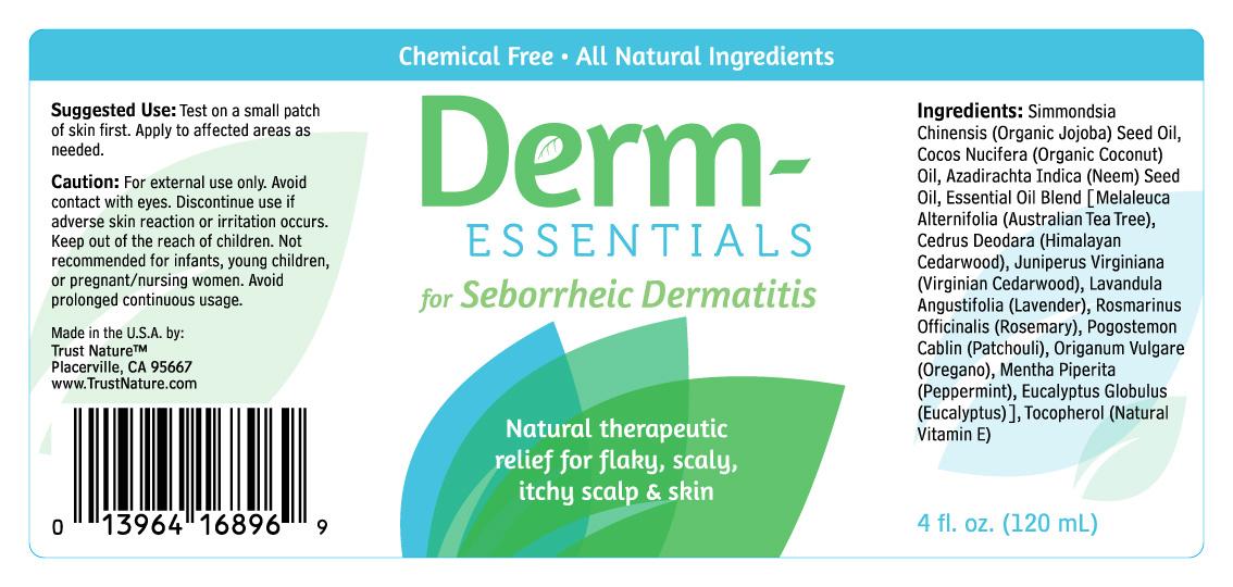 Derm-Essentials for Seborrheic Dermatitis